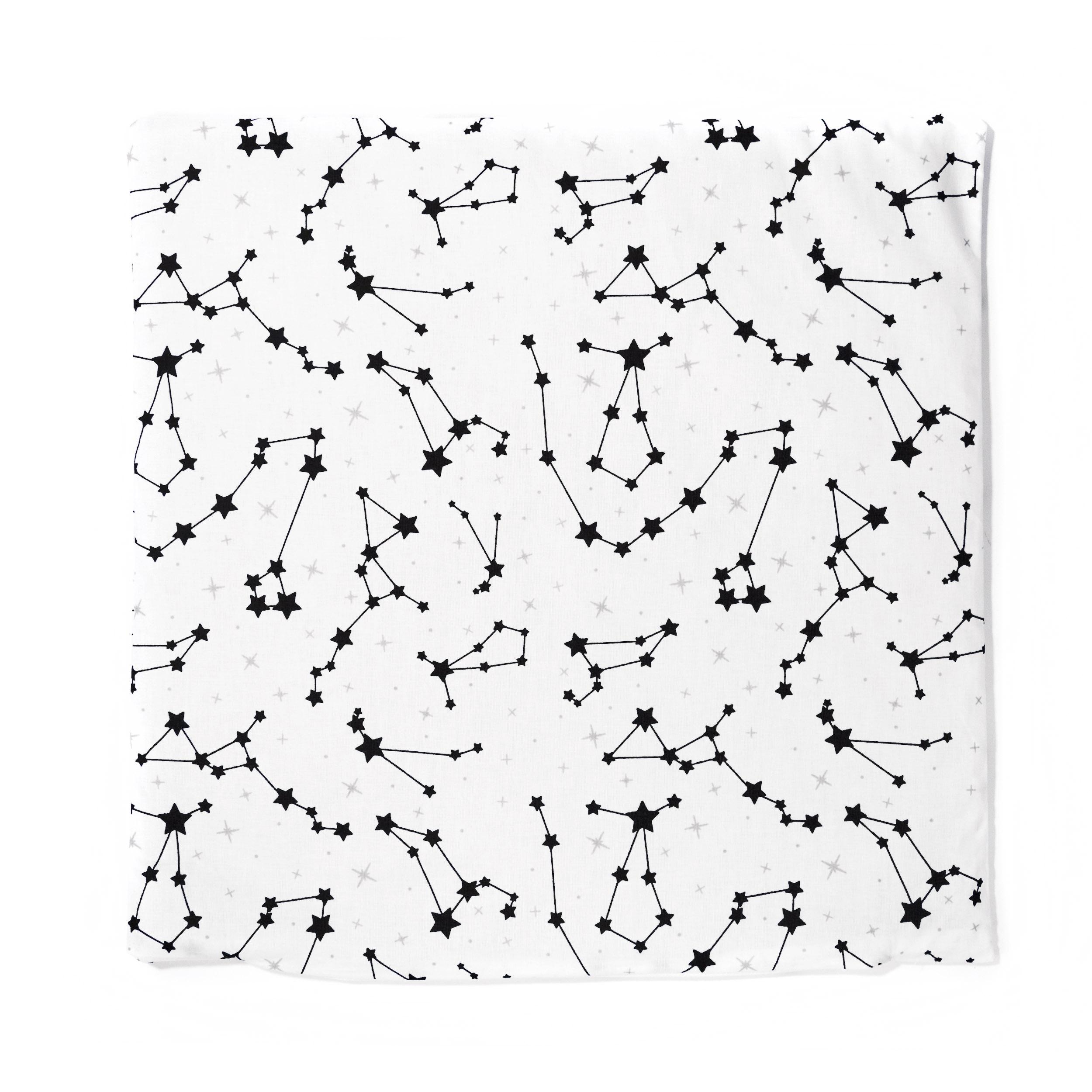 Kissenbezug 40cm x 40cm  Himmel Weiß