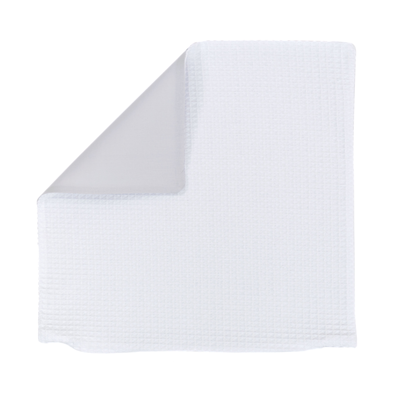Kissenhülle Zierkissenbezug Kissenbezug ca. 40x40 cm für Kissen oder Dekokissen Weiß Hellgrau
